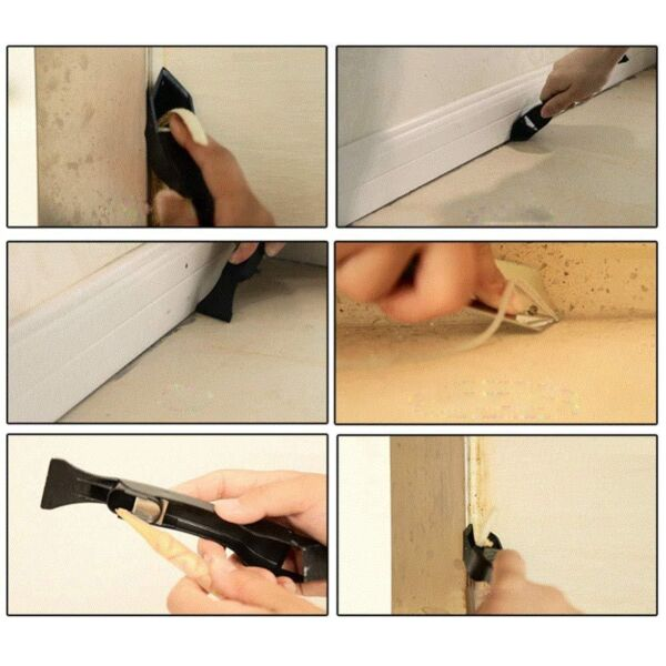Glue Scraper Practical Floor Cleaner Surface Residual Shovel
