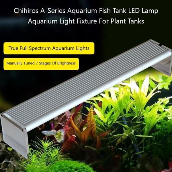 Chihiros A-Series Aquarium Fish Tank LED Lamp Aquarium Light Fixture For Plant Tanks