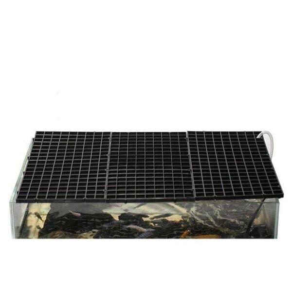Multifunctional Aquarium Divider Mesh,Fish Breeder Net Separator for Aquarium
